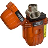 Blazer CG-001 Butane Refillable  Torch Lighter, Orange