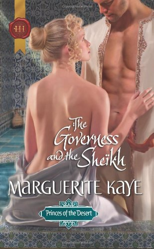 Image of The Governess and the Sheikh