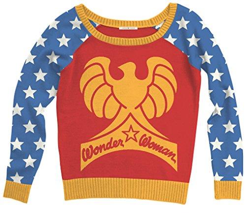 DC Comics Wonder Woman Sweater