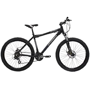 Diamondback Outback Men's Mountain Bike - Black, 26 Inch