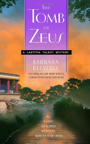 Image of The Tomb of Zeus (Laetitia Talbot Mysteries)