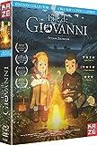 echange, troc L'île de Giovanni Edition Combo Collector BluRay + Dvd [Blu-ray]