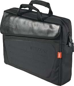 ABUS Gepäckträgertasche ST 7720 KF slim Urban Exclusive, schwarz, 40x31x7 cm, 55086-7