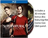 Supernatural: The Complete Sixth Season (Limited Edition With Exclusive Q&A Bonus Disc)