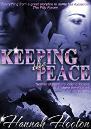 Keeping the Peace (A Racing Romance) (Aspen Valley Series #1)