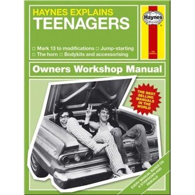 haynes-explains-teenagers-36-page-hardback-book-workshop-owners-manual