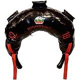 Bulgarian Bag - New Black PVC - Suples - The Original (Fitness, Crossfit, Wrestling, Judo, Grappling, Functional Training, MMA, Sandbag, Training Bag, Weighted Bag, Weight Bag) (42)