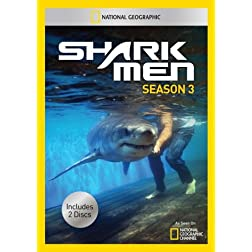 Shark Men: Season Three (2 Discs)