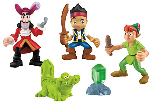 Fisher-Price Disney Jake and the Never Land Pirates Emerald Treasure Hunt - 1