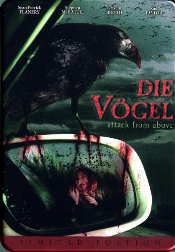 Die Vögel - Attack from Above (Metalpak) [Limited Edition]