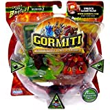 Gormiti Series 2 - Two Pack - The Patient Motionless & Steelblade The Cutthroat