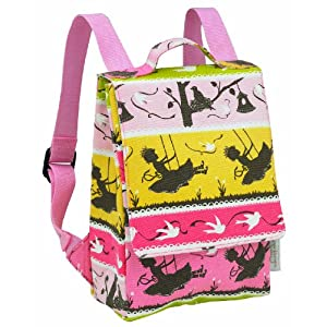 SugarBooger Secret Garden Kiddie Play Back Pack