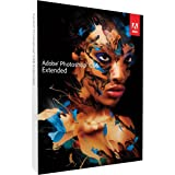 Adobe Photoshop Extended CS6 Image Editing Software for Windows