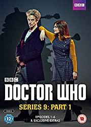 Doctor Who - Series 9 Part 1 [DVD] [2015]