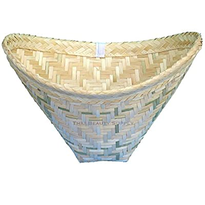 Sticky Rice Steamer Baskets BAMBOO Kitchen Cookware Tool