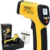 Infrarot-Thermometer-mit-Doppel-Laser-ennoLogic-TM-eT650D-Kontaktfreie-Infrarot-Messpistole-Berhrungsloses-IR-Oberflchenthermometer-Messbereich-50C-bis-650C
