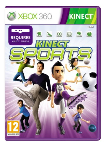 Kinect Sports - Kinect Compatible (Xbox 360)