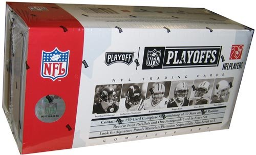 2006 Playoff NFL Playoffs Football HOBBY Box Set – 150c by Playoff jetzt bestellen