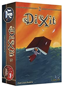 Asmodee Dixit Quest Expansion Set