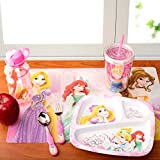 Zak!  Disney Princess 2-Piece Stainless Flatware Set