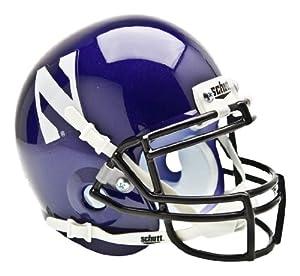 Buy NCAA Northwestern Wildcats Collectible Mini Helmet by Schutt