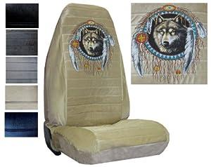Native Print Seat Covers