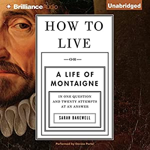 How to Live Audiobook