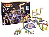ドミノ おもちゃ 幼児 285ピース カラフル 知育玩具 ピタゴラスイッチ 仕掛け 集中力 創造力 男女 6歳以上 お誕生日プレゼント