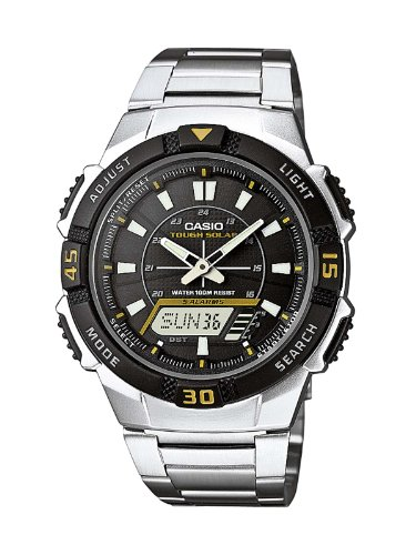 Casio Collection Men's Solar Collection Analogue-Digital Quartz Watch AQ-S800WD-1EVEF