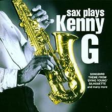 sax plays Kenny G