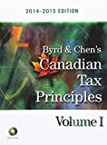 Byrd & Chen's Canadian Tax Principles, 2014 - 2015 Edition.
