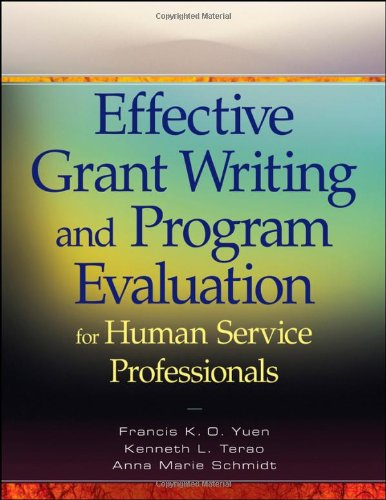 Effective Grant Writing and Program Evaluation for Human...