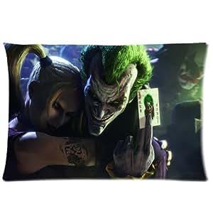 Amazon.com - ZYhome Pillowcase Joker and Harley Quinn Custom Design