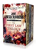 Joe Abercrombie The First Law Trilogy Boxed Set: The Blade Itself, Before They Are Hanged, Last Argument of Kings