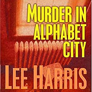 Murder in Alphabet City Audiobook