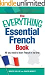 The Everything Essential French Book:...