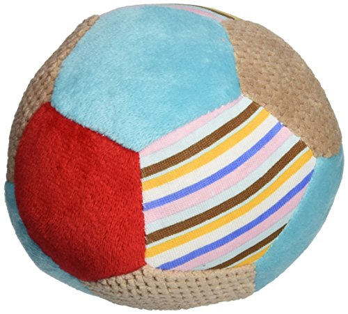 Bigjigs Baby Bruno Rattle Ball