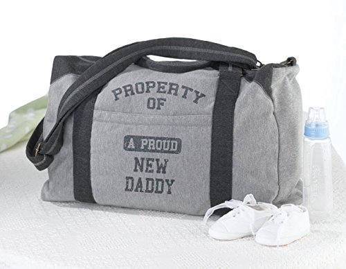 Lillian Rose 24DB480 D Property of Daddy-Diaper Bag