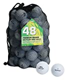 Second Chance Slazenger 48 Quality Lake Golf Balls (Grade A)
