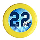 Bro-Custom Ballplayer Claytonkshaw NO. 22 Flying Disc For Children Size One Size Yellow