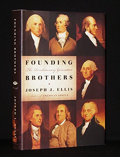 founding brothers preface Founding brothers: the revolutionary generation summer reading assignment overview from the ny times: according to ellis's preface.