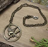 Collier The Hunger Games : Le Geai moqueur