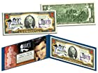 Elvis Presley 75th Birthday Edition Genuine U.S. Currency $2 Bill