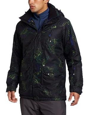 (3.2折)法国萨洛蒙Salomon Reflex Jacket 男士高功能 防水防风 透气冲锋衣2色77.07