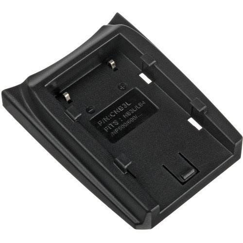 Watson Battery Adapter Plate For Nb-3L -Accepts Canon Nb-3L Type Battery