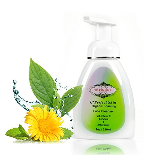Organic-CPerfect-Skin-Foaming-Face-Cleanser-with-Vitamin-C-7oz-Gentle-for-all-skin-types-even-sensitive-skin