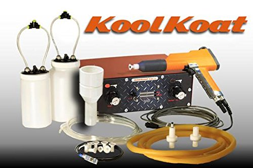 Kool Koat 2.0 LED Electrostatic Powder Coating System (Electrostatic Paint Sprayer compare prices)