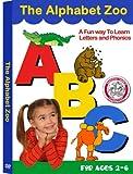 Preschool Learning Series: Alphabet Zoo [DVD] [Import]