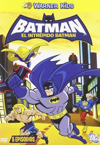 El Intrepido Batman. Temp 1 Vol 6 [DVD]