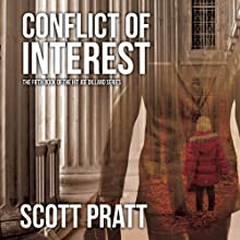Conflict of Interest: Joe Dillard, Book 5 | Livre audio Auteur(s) : Scott Pratt Narrateur(s) : Tim Campbell